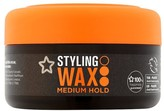 Superdrug Mens Hair Styling Wax 75ml