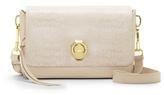 Louise et Cie Alis - Octagon-turnlock Small Crossbody Bag
