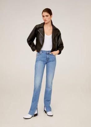 MANGO Straight opening jeans