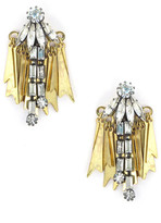 Elizabeth Cole Hazel Earrings 3814947653