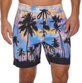 Ocean Current Swim Shorts
