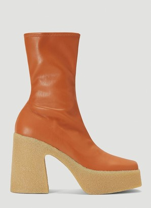 Stella McCartney Chunky Ankle Boots
