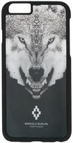 Marcelo Burlon County of Milan wolf iPhone 6 case - men - Plastic/Cotton - One Size