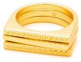 Gorjana Bali Ring Set