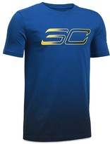Under Armour Boys' SC30 Ombré Tech Tee - Big Kid