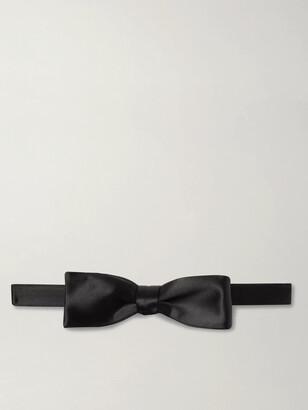 Tom Ford Self-Tie Silk-Satin Bow Tie