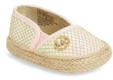MICHAEL Michael Kors Infant Girl's Baby Daria Crib Shoe