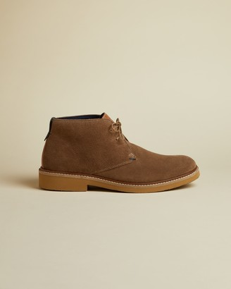 Ted Baker ARGUILL Suede desert boots