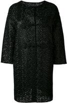 Ermanno Scervino loop button jacket - women - Polyamide/Polyester - 42