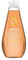 Method Products Mandarin Mango Refreshing Body Wash - 18 oz