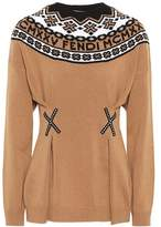 Fendi Wool and cashmere sweater