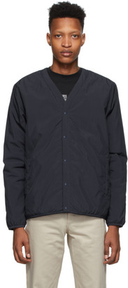 Norse Projects Navy Light Otto Jacket