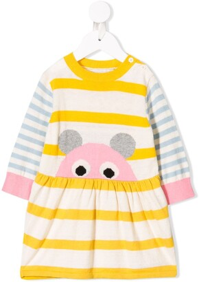 Stella McCartney knitted mouse dress