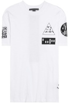 Alexander Wang Printed Cotton T-shirt