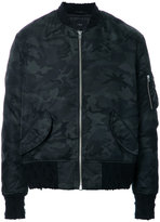 IRO Gute bomber jacket - men - Nylon - S