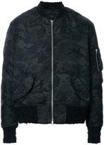 IRO Gute bomber jacket - men - Nylon - S