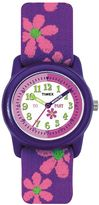 Timex Kids' Time Teacher Flowers Watch - T890229