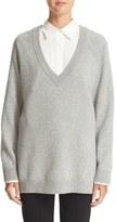 Alexander Wang Women's Birdseye Wool & Cashmere Pullover