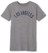 Los Angeles Local Pride by Todd Snyder Men's LA Tee - Heather Gray