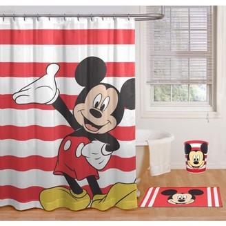 Mickey Mouse Classic Stripe 17pc Bath Set