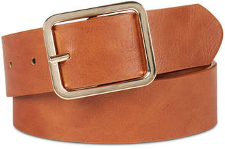 INC International Concepts Inc Casual Solid Plus-Size Belt