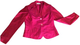 Guy Laroche Silk Jacket for Women