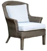 Panama Jack Playa Largo Armchair Sunroom Upholstery: Spectrum Graphite