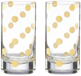 Kate Spade Pearl Place Highball (Set of 2)