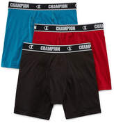 Champion Cotton Performance Boxer Briefs
