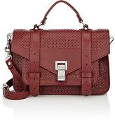 Proenza Schouler Women's PS1 Tiny Shoulder Bag-PURPLE