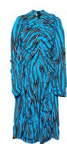 Marni Printed Long Sleeve Dress