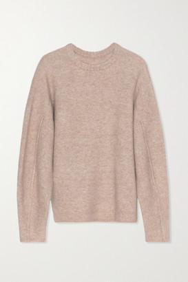 3.1 Phillip Lim Melange Knitted Sweater - Blush