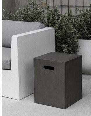 Campania International Urban Garden Table-Fiber Cement-S/1