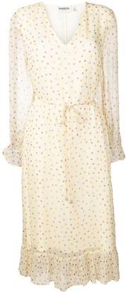 Essentiel Antwerp Polka Dot Print Dress