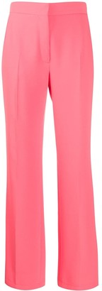 See by Chloe High-Waisted Flared Trousers
