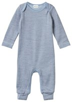 Mini A Ture Soft Blue Joa Baselayer Babygrow