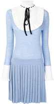 Temperley London Sigmund knit mini dress