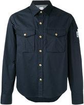 Moncler Gamme Bleu cargo pocket shirt - men - Cotton - 3