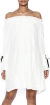 Union of Angels White Peyton Dress