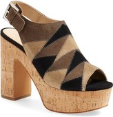 Marc Fisher 'Queenie' Platform Sandal (Women)