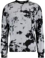 Antioch TIE DYE Sweatshirt grey