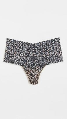 Hanky Panky Classic Leopard Retro Thong