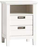 Pottery Barn Kids Emery Nightstand, Simply White