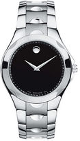 Movado Mens Luno Sport Museum Dial Stainless Steel Watch