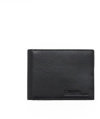 Calvin Klein Black Leather Wallet