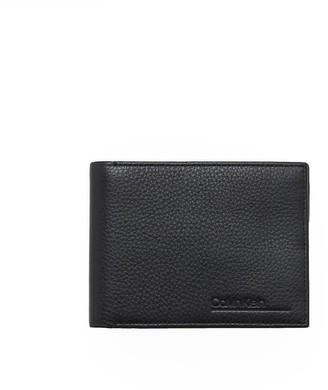 Calvin Klein Bombe Black Wallet