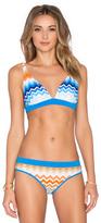 Shoshanna Laguna Bralet Bikini Top