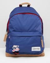 Eastpak Wyoming Vintage Backpack In Blue