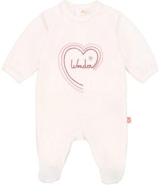Billieblush Toddler Girl White Pyjamas