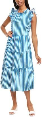 J.Crew Abigail Midi Dress